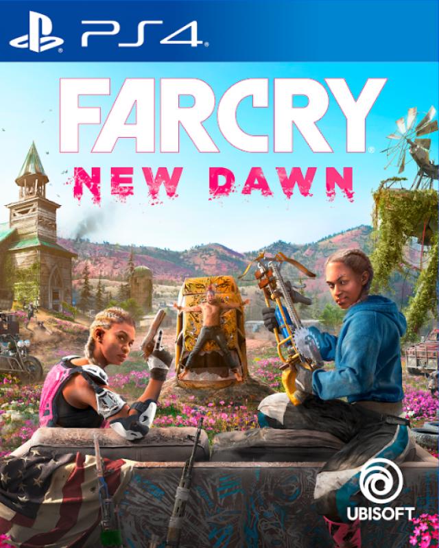 Far Cry New Dawn Ps4 Playstation 4 Gt Games Playstation