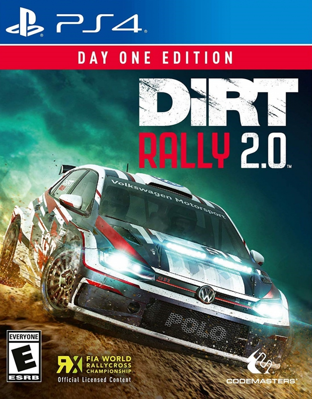 Dirt Rally 2 0 Ps4 Playstation 4 Gt Games Playstation