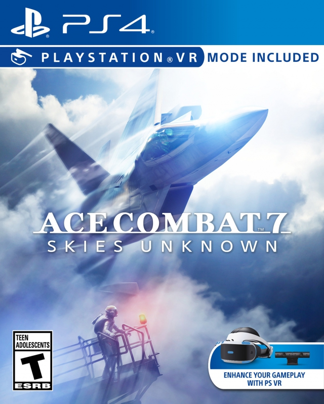 Ace Combat 7 Skies Unknown Ps4 Playstation 4 Gt Games