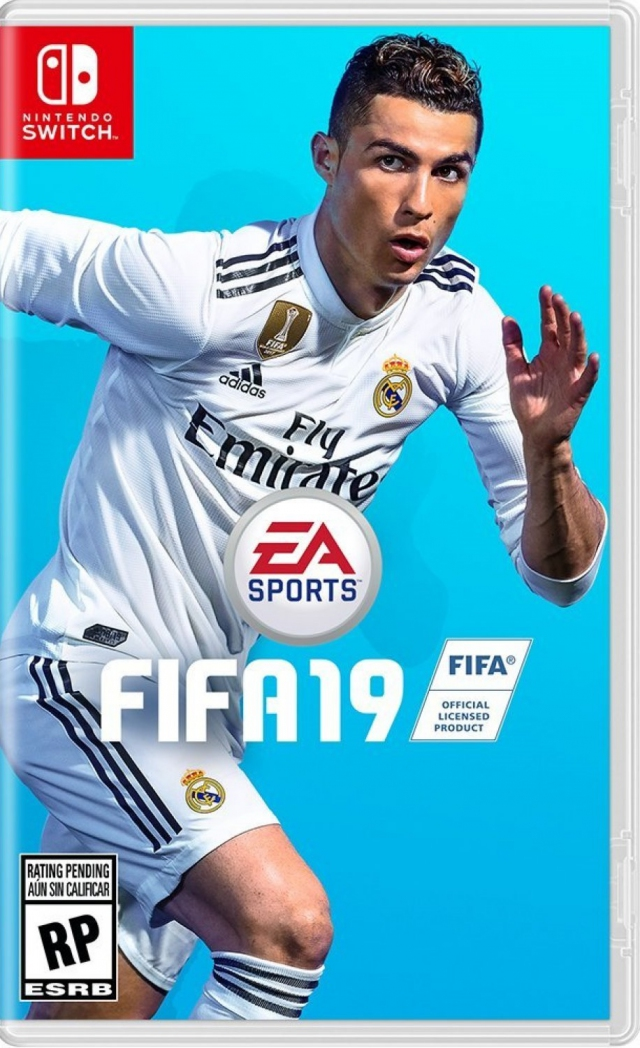 Fifa 19 Switch Switch Gt Games Nintendo