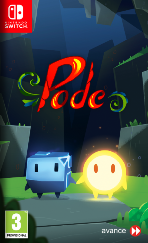 [Pre-order] PODE (Switch)