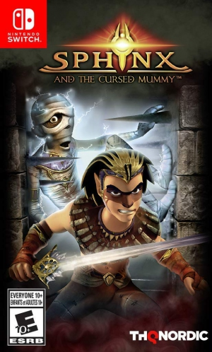 [Pre-order] Sphinx & the Cursed Mummy (Switch)