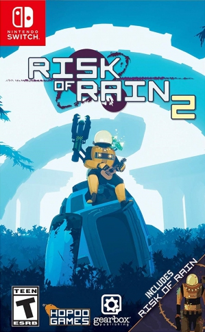 [Pre-order] Risk of Rain 2 (Includes Risk of Rain 1) (Switch)