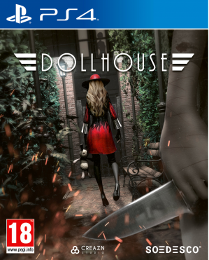 [Pre-order] DollHouse (PS4)