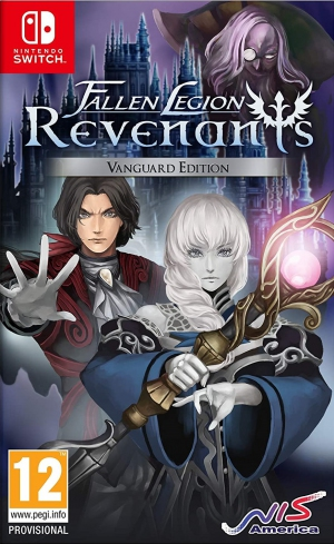 [Pre-order] Fallen Legion Revenants Vanguard Edition (Switch)