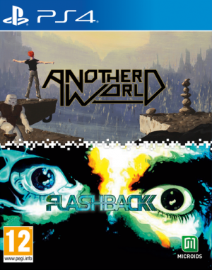 [Pre-order] Flashback/Another World Double Pack (PS4)