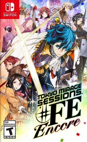 [Pre-order] Tokyo Mirage Sessions FE Encore (Switch)