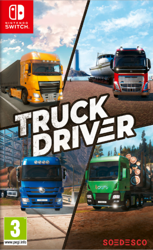 [Pre-order] Truck Driver (Switch)