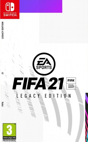 [Pre-order] FIFA 21 Legacy Edition (Switch)