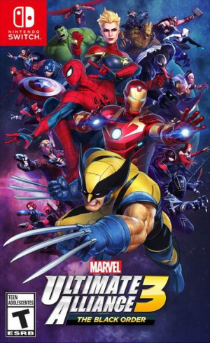 [Pre-order] Marvel Ultimate Alliance 3 The Black Order (Switch)