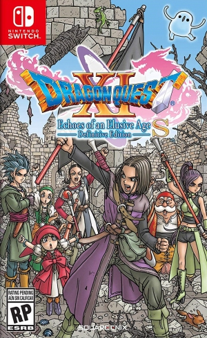 [Pre-order] Dragon Quest XI S: Echoes of Elusive Definitive Edition (Switch)