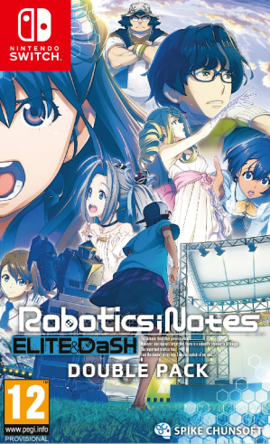 Robotics; Notes Double Pack (Switch)