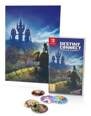 [Pre-order] Destiny Connect: Tick Tock Travelers -Time Capsule Edition- (Switch)