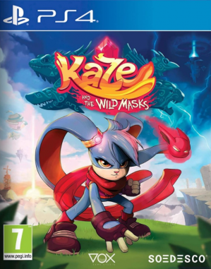 [Pre-order] Kaze and the Wild Mask (PS4)