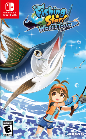 Fishing Star World Tour (Switch)