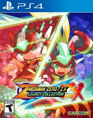 Mega Man Zero / ZX Legacy Collection (PS4)