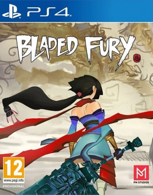 [Pre-order] Bladed Fury (PS4)