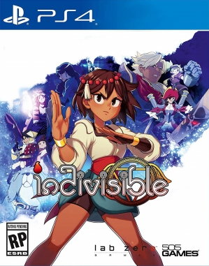 [Pre-order] Indivisible (PS4)