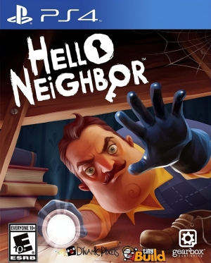 [Pre-order] Hello Neighbor (PS4)