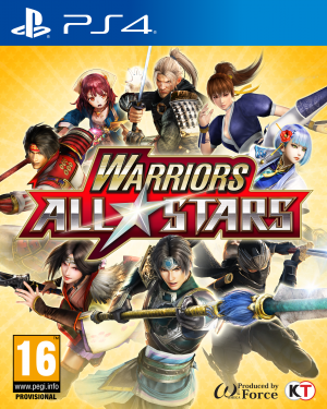 Warriors All-stars (Musou Stars)