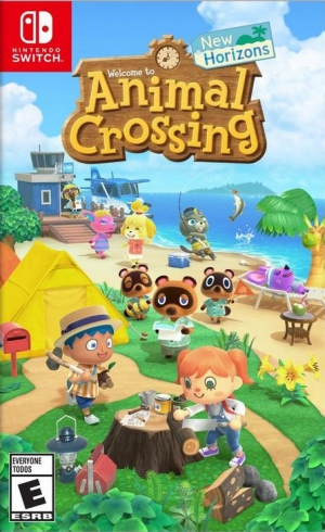[Pre-order] Animal Crossing : New Horizon (Switch)