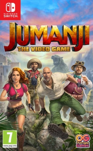 [Pre-order] Jumanji : The Video Game (Switch)