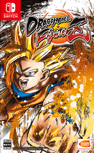 Dragon Ball Fighter Z (Switch)