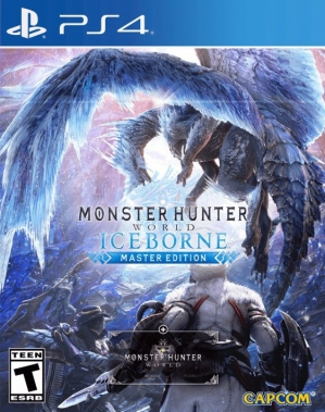 Monster Hunter Iceborne Master Edition (PS4)