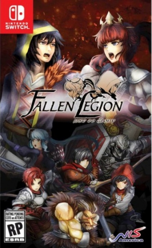 Fallen Legion : Rise to Glory (Switch)