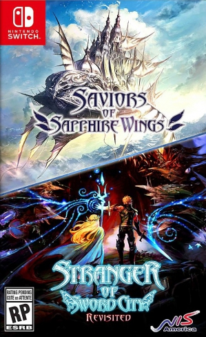 [Pre-order] Saviors of Sapphire Wings / Stranger of Sword City Revisited (Switch)