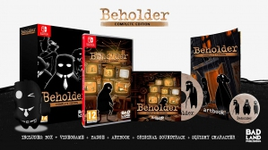 [Pre-order] Beholder Collector Edition (Switch)