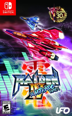 [Pre-order] Raiden IV x MIKADO Remix (Switch)