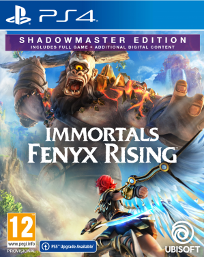 [Pre-order] Immortals Fenyx Rising Shadowmaster Edition (PS4)