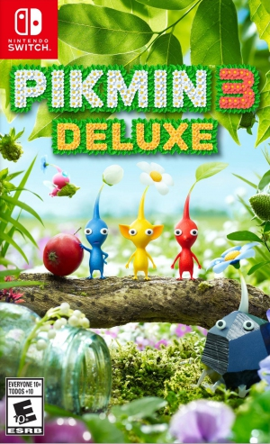 [Pre-order] Pikmin 3 Deluxe (Switch)