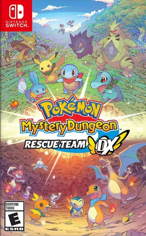[Pre-order] Pokemon Mystery Dungeon: Rescue Team DX (Switch)