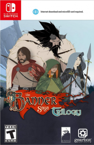 The Banner Saga Trilogy (Switch)