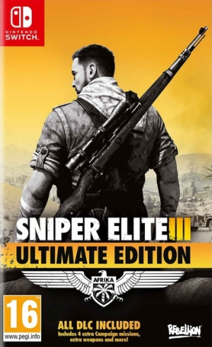 [Pre-order] Sniper Elite 3 Ultimate Edition (Switch)