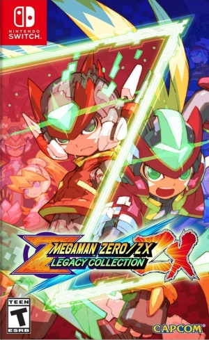 [Pre-order] Mega Man Zero / ZX Legacy Collection (Switch)