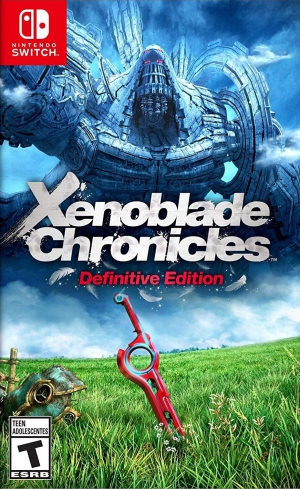[Pre-order] Xenoblade Chronicles Definitive Edition (Switch)