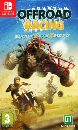 [Pre-order] OffRoad Racing (Switch)