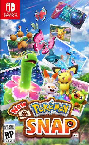 [Pre-order] New Pokemon Snap (Switch)
