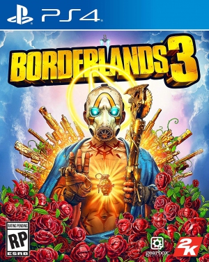 [Pre-order] Borderlands 3 (PS4)