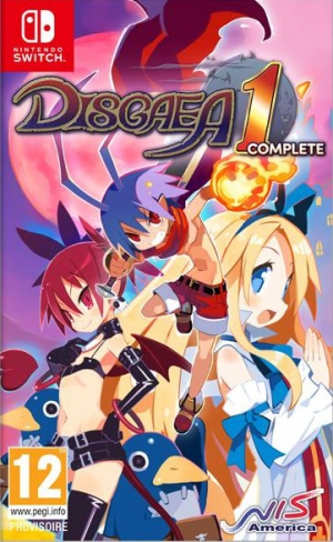 Disgaea 1 Complete (Switch)
