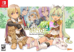 [Pre-order] Rune Factory 4 Special - Archival Edition (Switch)