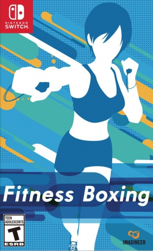 Fitness Boxing JPN Version with English (Switch)