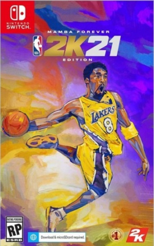 [Pre-order] NBA 2K21 Mamba Forever Edition (Switch)