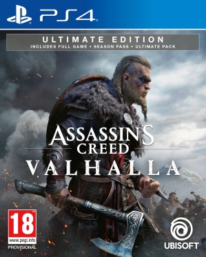 [Pre-order] Assassin's Creed Valhalla - Ultimate Edition (PS4)