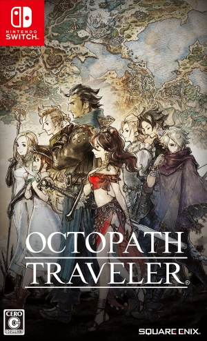 Octopath Traveller (Switch)