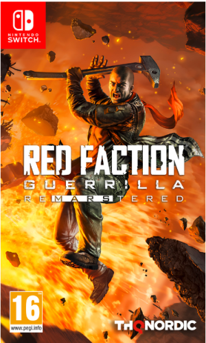 [Pre-order] Red Faction Guerrilla Re-Mars-tered (Switch)