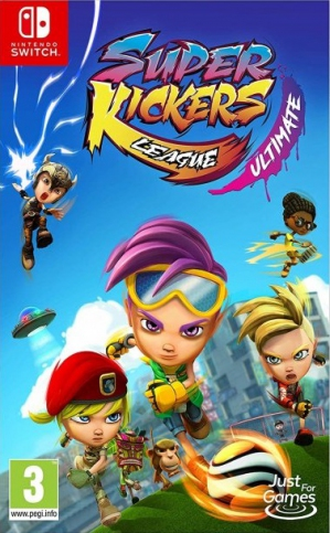 Super Kickers League Ultimate Edition (Switch)